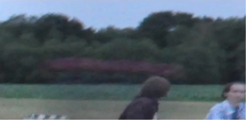 Purple blob above the corn field transition to ro from transdimensional
